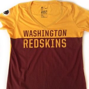 Nike Washington Redskins shirt (xl)
